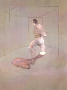 Francis Bacon Study of Human Figure after Muybridge